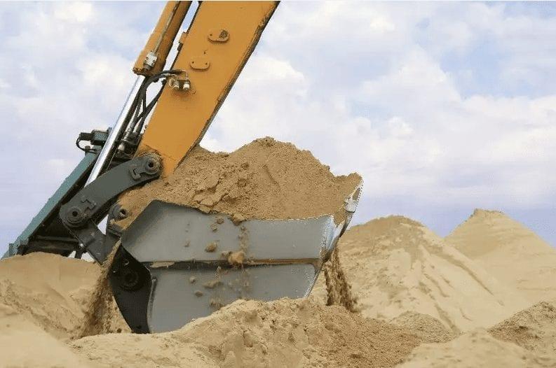 Доставка песка выгодно