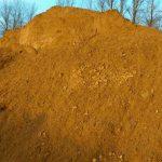 Купить карьерный песок в СПб