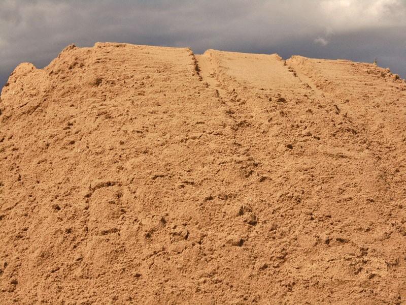 Песок в Красном Селе